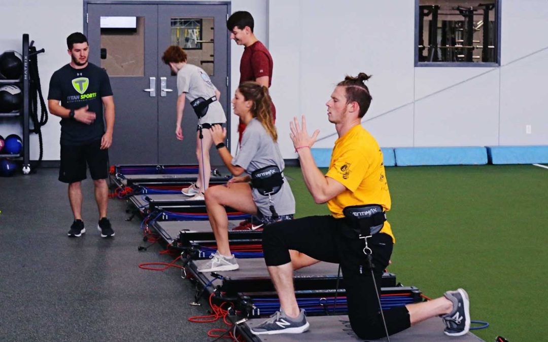 What is sports performance training?