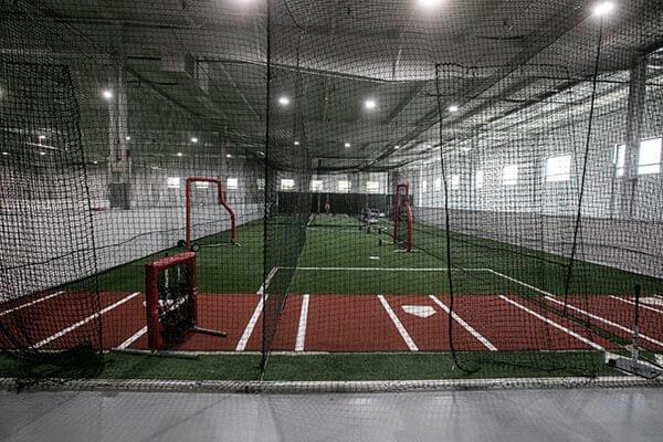 baseball training facilities sports armory jenks tulsa