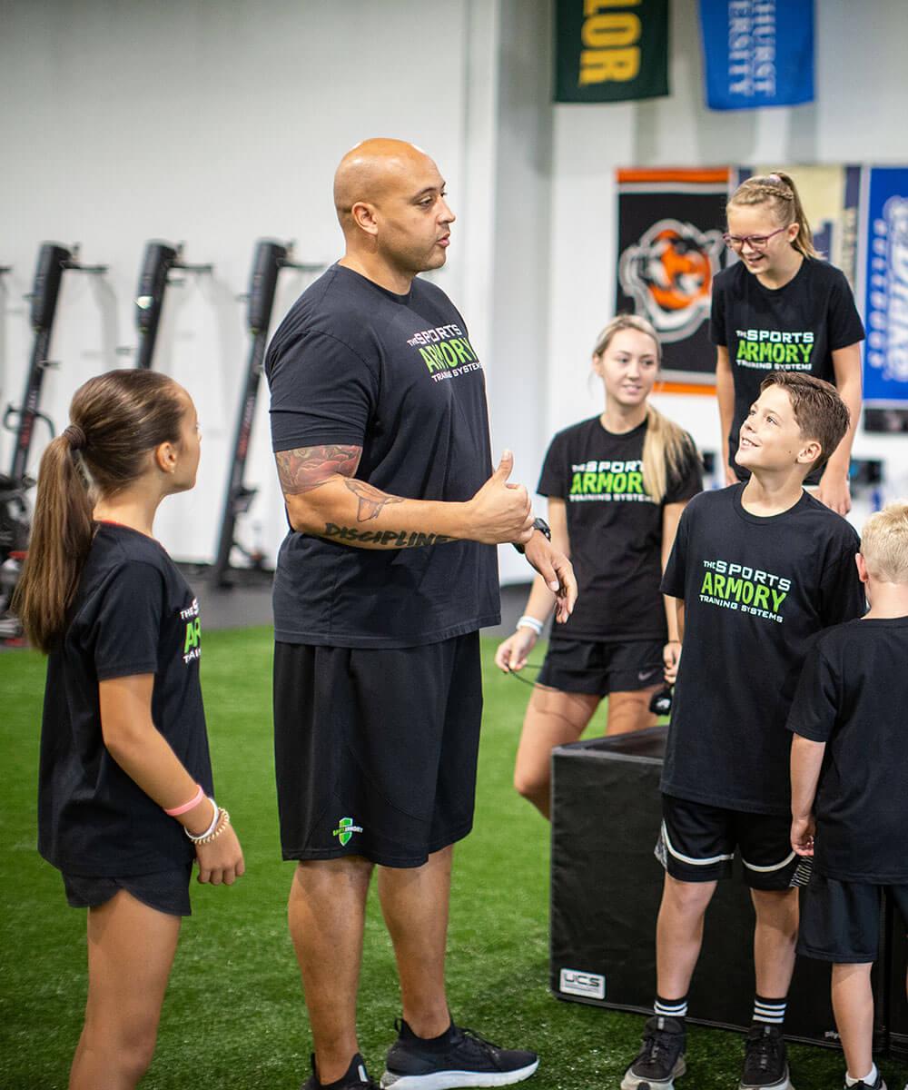 sports performance training education